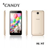 5.0 polegadas Mobile Phone Android 6.0 Smartphone Gms e WCDMA 3G ou 4G Lte Cell Phone
