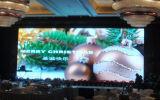 Alameda de compras de interior P4.81 que hace publicidad de la visualización de LED