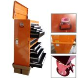 Manufacturer chinês Made Workshop Tools Cabinet com Wheels