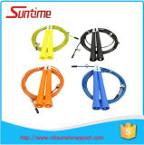 Corde de saut de câble de vitesse d'équipement, corde de saut, corde de saut à grande vitesse réglable, corde de saut de Crossfit