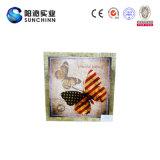 인쇄된 우단 선물 목제 기술 벽 훈장 (SCWD00011)