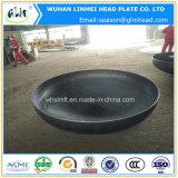 Protezioni d'acciaio cape servite ellittiche del fornitore della Cina
