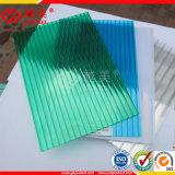 ポリカーボネート空シートの建築材料のプラスチック壁パネル