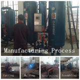 Máquina de secagem comprimida dessecante da adsorção do Mic-Calor