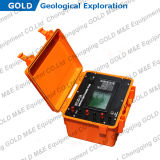 Digitale Geophysical Underground gelijkstroom Resistivity en IP Instrument