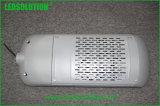 Straßenlaterne der graue Karosserien-Aluminiumlegierung-Leistungs-LED für Bereichs-Beleuchtung