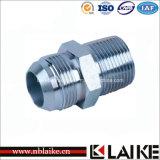 Ajustage de précision de mamelon de tuyau d'acier inoxydable de qualité de la Chine