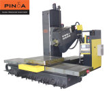 Metal-Cutting Hbm-110t2t를 위한 6개의 축선 수평한 보링 그리고 축융기 센터