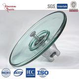 IEC Troughed do isolador de vidro do disco da suspensão de U70 35kn