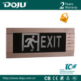 콜럼븀을%s 가진 DJ-01I Flameresistant Material Patented Product Rechareable LED Emergency Light