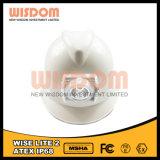 Lámpara de casquillo recargable de la aprobación de Msha&Ce, linterna a prueba de explosiones de la mina del Ug