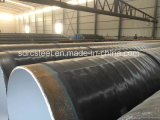 línea de epoxy tubo de 3lpe API 5L X60 LSAW