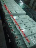 batería profunda del ciclo del GEL 12V120AH de la batería de la comunicación de batería del armario de alimentación de la batería de los proyectos solares Telecom solares terminales de acceso frontal de la telecomunicación