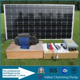 Pompe à eau conduite solaire de roue à aubes à plusieurs étages de 2016 nouveaux produits