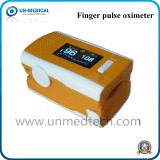 Quente - oxímetro grande do pulso da ponta do dedo da voz do sinal acústico