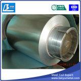 Tôle d'acier en acier galvanisée de la bobine Dx51d