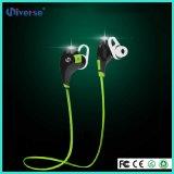 Écouteur bon marché de sport de Sweatproof d'écouteur imperméable à l'eau de Bluetooth avec le jeu de puces de CSR