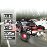 31212423-1-12 coche aplicado con brocha eléctrico del curso corto RTR RC de 2.4G 4WD