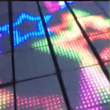 Alto brillo LED Dance Floor/piso de baile de etapa