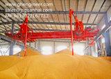 Excellente déchargeuse de vide de qualité pour la cargaison en bloc de la colle etc. des graines