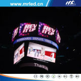 Mrled P10mm Sports LED-Bildschirmanzeige/Umkreis LED-Bildschirmanzeige (BAD 5050 Stadion-Bildschirm)