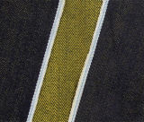 ткань джинсыов джинсовой ткани золота 11.7oz подпертая цветом оценивает 10368