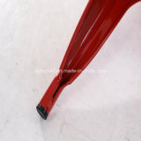 De stapelbare Stoel van het Metaal van het Ijzer van het Frame van het Metaal Kleurrijke Metaal Hoogste zs-T01