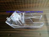 Modelagem por injeção plástica do gancho do secador de cabelo