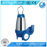 Cortar Cutting System Submersible Sewage Pump para Untreated Waste Water