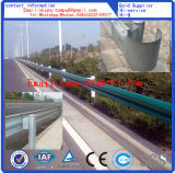 Barandilla de tráfico Barandilla de carretera galvanizada