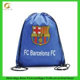 Morral reutilizable de encargo de los bolsos de lazo