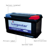 Wartungsfreie Batterieleitungs-saure Batterie DIN88 Largestar