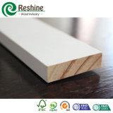 Baseboard innescato soffitto di modellatura di legno decorativo del testo fisso