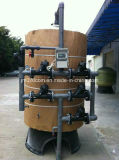 Water TreatmentのためのY Type Pneumatic Diaphragm Valve