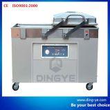 Máquina de empacotamento do vácuo do alimento da Dobro-Câmara (DZQ400-2SB)