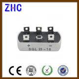 Fase do preço de fábrica Sql1016 3 retificador de ponte de 10 ampères