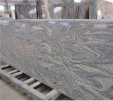 Granito imperial de Juparana das lajes do granito de Juparana do granito cinzento por atacado