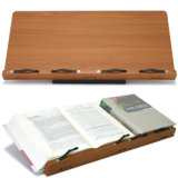 Carrinho de livro de madeira/suporte dobrado de madeira da almofada suportes de madeira do livro (MX-151)