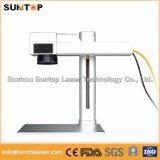 스테인리스 기계에 닦는 스테인리스 백색 표하기 또는 Laser 까만 표하기