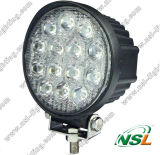 "42W 4.5 "" Forest Machine Fog Lightのための14 LED Work Light/2800lm LED Work Light/LED Work Light"