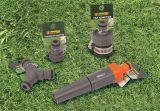 3-Way ABS van de Schakelaar van de Slang van de Montage van de Slang van de tuin Snelle Koppeling