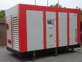 Lucht Delivery 45m3 185kw 250HP Rotary Compressor voor Glass Application
