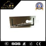 Tirón ocultado del rubor de la maneta de la puerta deslizante del acero inoxidable de la dimensión de una variable del rectángulo