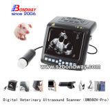애완 동물을%s 휴대용 수의사 4D 도풀러 초음파 스캐너