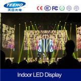 Modules d'intérieur superbes de l'Afficheur LED P7.62 de prix usine de qualité et de résolution