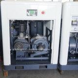 Compressore d'aria della vite di Jufeng Jf-75A (barra 8) 75HP/55kw azionato a cinghia