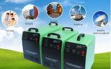 sistema di energia solare 0.3kw-1.5kw con costruito in invertitore, regolatore, batteria