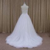 Natürlicher Styple Schatz-Brauthochzeits-Kleid