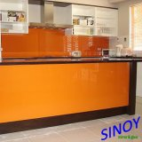 3mm a 6mm Decorative variopinto Lacquered Glass/Back Painted Glass/Varnished Glass