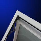 Guichet en aluminium Kz232 de tente de profil de couleur blanche enduite de poudre de qualité